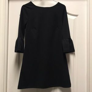 💥2 for $15💥NWOT Black dress with bell sleeves